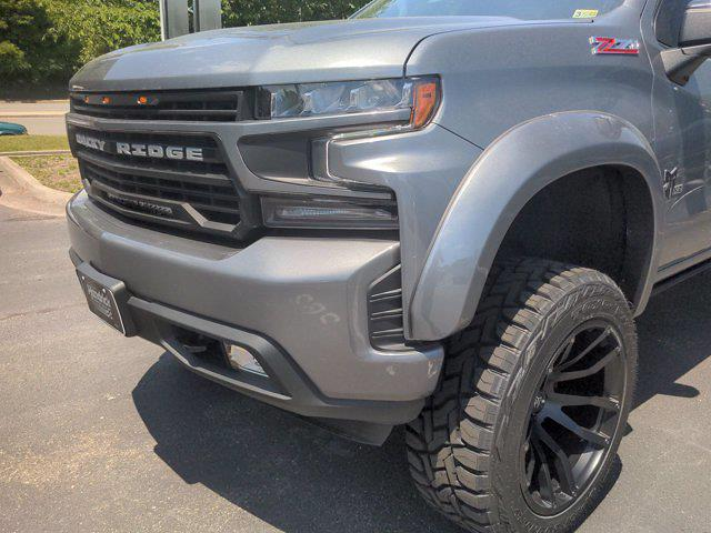 2021 Chevrolet Silverado 1500 Crew Cab 4x4, Pickup #M21392 - photo 11