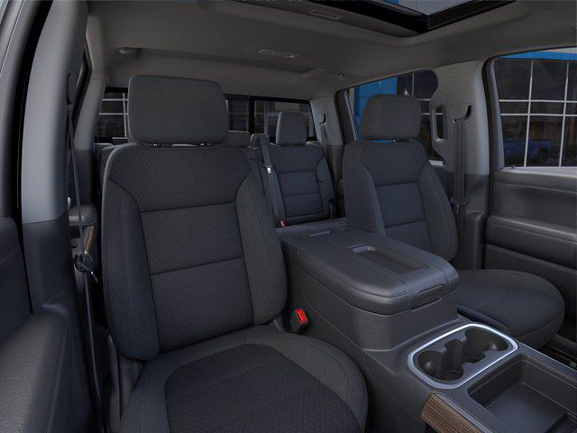 2021 Chevrolet Silverado 1500 Crew Cab 4x4, Pickup #M21403 - photo 13