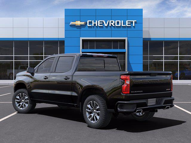 2021 Chevrolet Silverado 1500 Crew Cab 4x4, Pickup #M21403 - photo 4