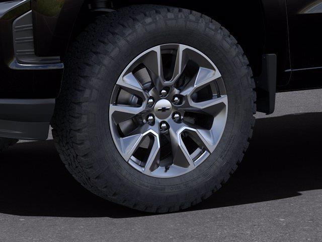 2021 Chevrolet Silverado 1500 Crew Cab 4x4, Pickup #M21403 - photo 7