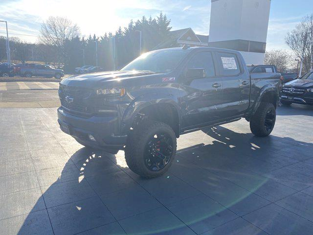 2021 Chevrolet Silverado 1500 Crew Cab 4x4, Pickup #M21415 - photo 1