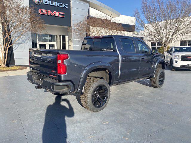 2021 Chevrolet Silverado 1500 Crew Cab 4x4, Pickup #M21415 - photo 8