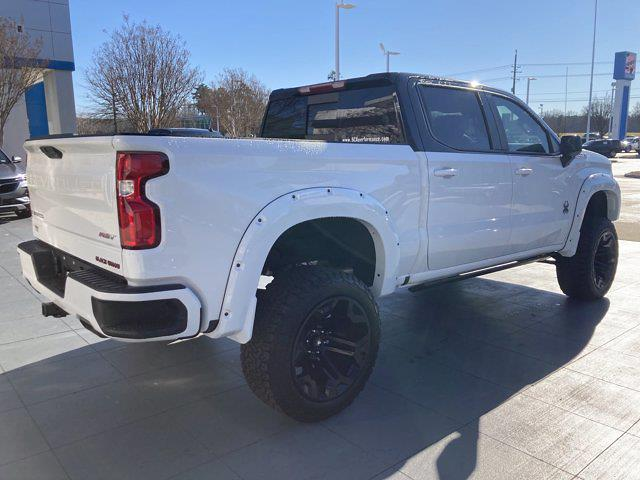 2021 Chevrolet Silverado 1500 Crew Cab 4x4, Pickup #M21416 - photo 8