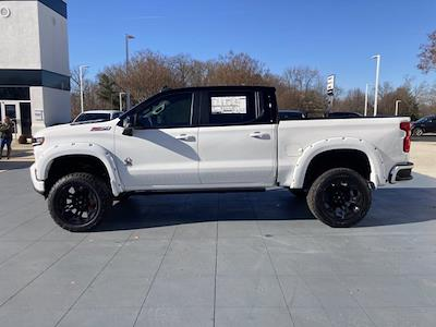 2021 Chevrolet Silverado 1500 Crew Cab 4x4, Pickup #M21416 - photo 5