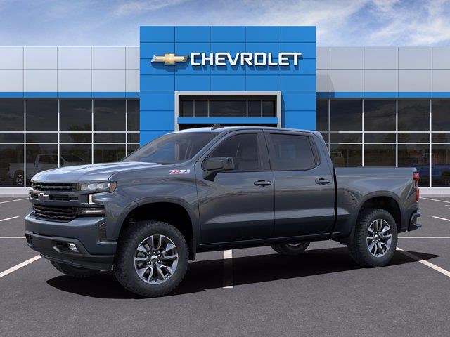 2021 Chevrolet Silverado 1500 Crew Cab 4x4, Pickup #M21424 - photo 4
