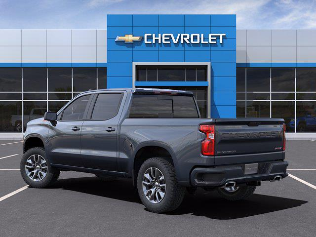 2021 Chevrolet Silverado 1500 Crew Cab 4x4, Pickup #M21424 - photo 6