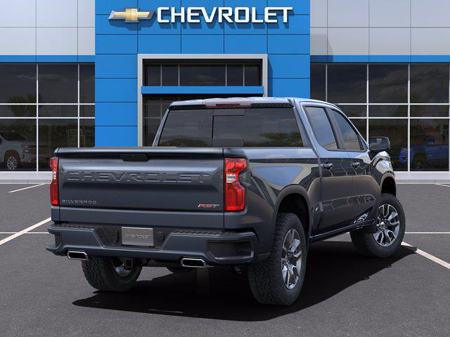 2021 Chevrolet Silverado 1500 Crew Cab 4x4, Pickup #M21424 - photo 2