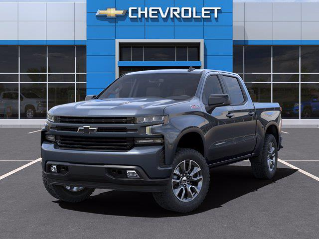 2021 Chevrolet Silverado 1500 Crew Cab 4x4, Pickup #M21424 - photo 8