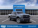 2021 Chevrolet Silverado 1500 Crew Cab 4x4, Pickup #M21424 - photo 1