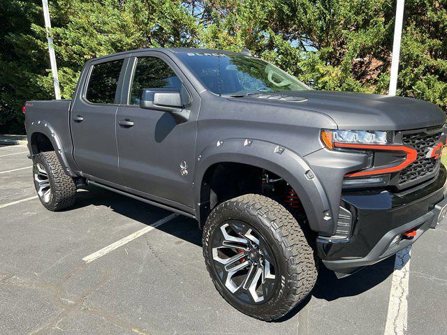 2021 Chevrolet Silverado 1500 Crew Cab 4x4, Pickup #M21441 - photo 11