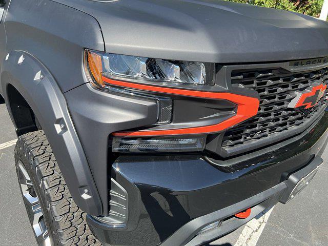 2021 Chevrolet Silverado 1500 Crew Cab 4x4, Pickup #M21441 - photo 15