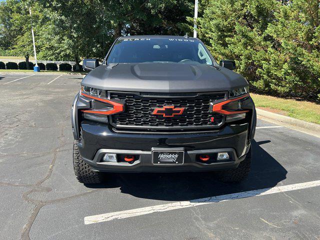 2021 Chevrolet Silverado 1500 Crew Cab 4x4, Pickup #M21441 - photo 19
