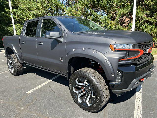 2021 Chevrolet Silverado 1500 Crew Cab 4x4, Pickup #M21441 - photo 6