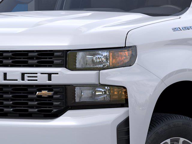 2021 Chevrolet Silverado 1500 Crew Cab 4x4, Pickup #M21447 - photo 8