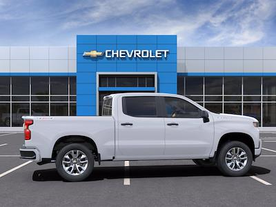 2021 Chevrolet Silverado 1500 Crew Cab 4x4, Pickup #M21447 - photo 5