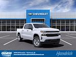 2021 Chevrolet Silverado 1500 Crew Cab 4x4, Pickup #M21447 - photo 1