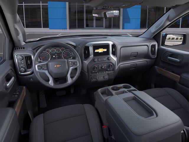 2021 Chevrolet Silverado 1500 Crew Cab 4x4, Pickup #M21448 - photo 12