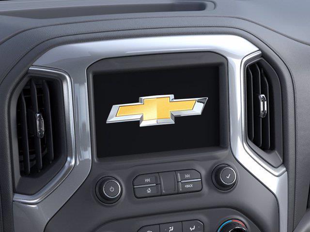 2021 Chevrolet Silverado 1500 Crew Cab 4x4, Pickup #M21448 - photo 17