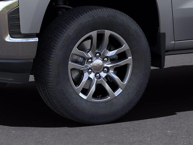 2021 Chevrolet Silverado 1500 Crew Cab 4x4, Pickup #M21448 - photo 7