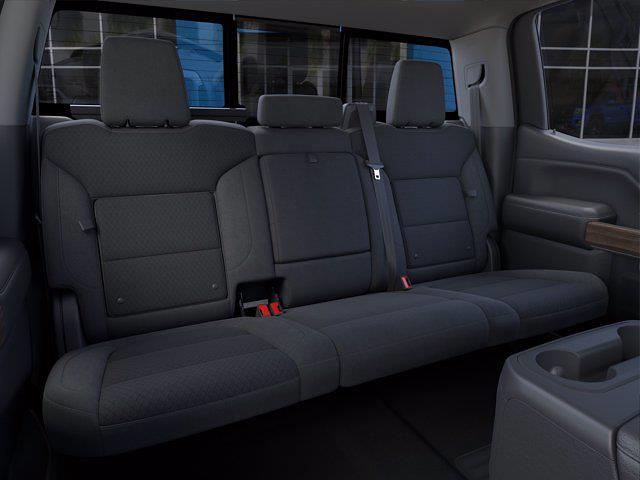 2021 Chevrolet Silverado 1500 Crew Cab 4x4, Pickup #M21524 - photo 16