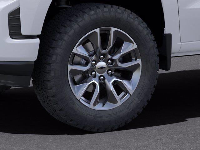 2021 Chevrolet Silverado 1500 Crew Cab 4x4, Pickup #M21524 - photo 9