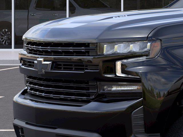2021 Chevrolet Silverado 1500 Crew Cab 4x4, Pickup #M21526 - photo 11