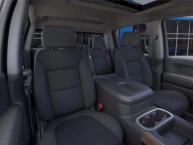 2021 Chevrolet Silverado 1500 Crew Cab 4x4, Pickup #M21526 - photo 13