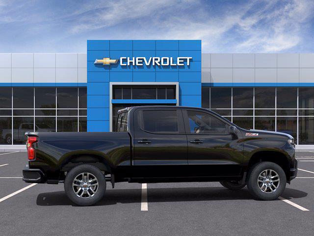 2021 Chevrolet Silverado 1500 Crew Cab 4x4, Pickup #M21526 - photo 5