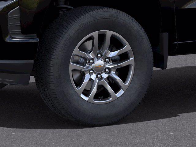 2021 Chevrolet Silverado 1500 Crew Cab 4x4, Pickup #M21526 - photo 7