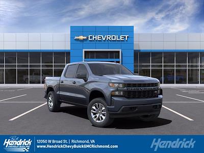 2021 Chevrolet Silverado 1500 Crew Cab 4x4, Pickup #M21555 - photo 1