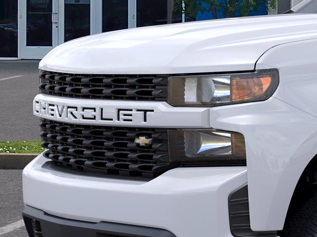 2021 Chevrolet Silverado 1500 Crew Cab 4x4, Pickup #M21590 - photo 11