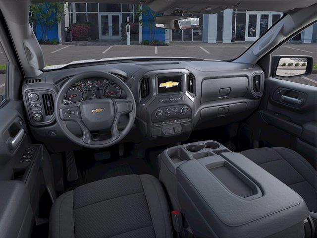 2021 Chevrolet Silverado 1500 Crew Cab 4x4, Pickup #M21590 - photo 12