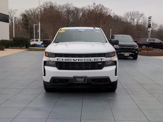 2021 Chevrolet Silverado 1500 Crew Cab 4x4, Pickup #M21590 - photo 4
