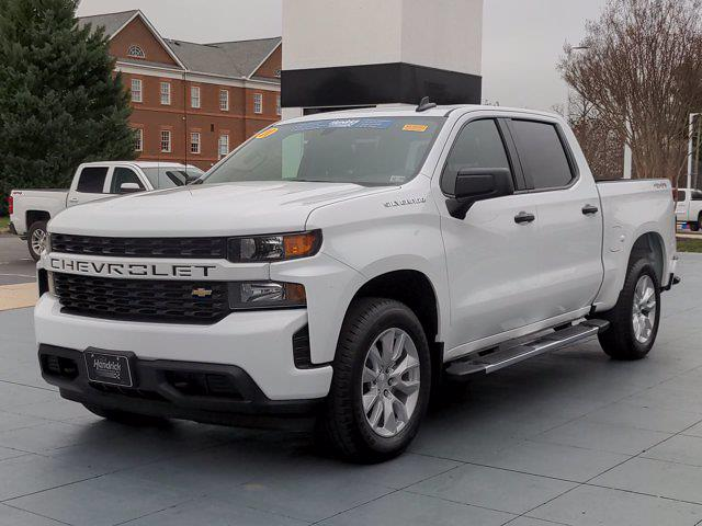 2021 Chevrolet Silverado 1500 Crew Cab 4x4, Pickup #M21590 - photo 2