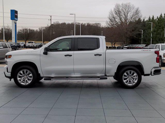 2021 Chevrolet Silverado 1500 Crew Cab 4x4, Pickup #M21590 - photo 5