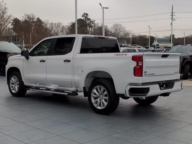 2021 Chevrolet Silverado 1500 Crew Cab 4x4, Pickup #M21590 - photo 6