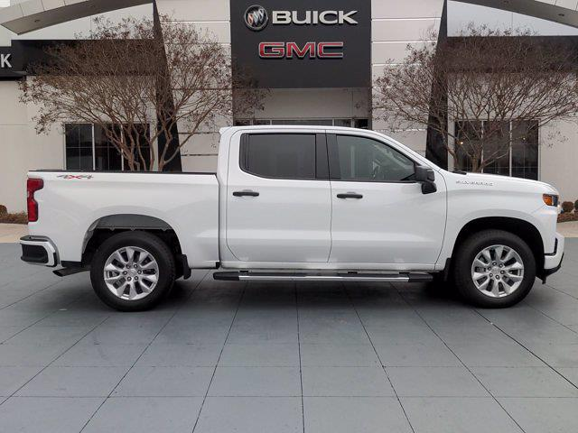 2021 Chevrolet Silverado 1500 Crew Cab 4x4, Pickup #M21590 - photo 8