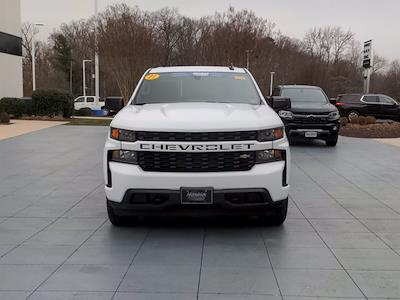 2021 Chevrolet Silverado 1500 Crew Cab 4x4, Pickup #M21590 - photo 4