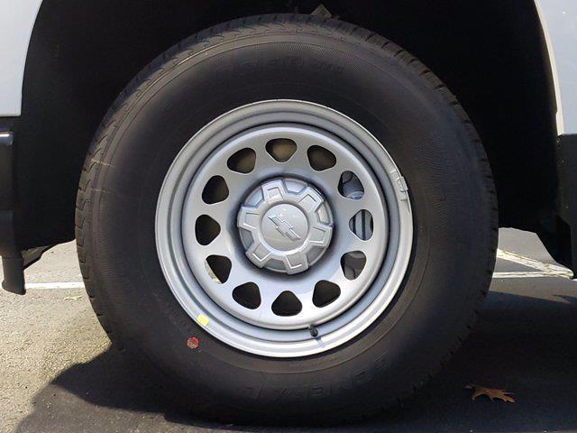 2020 Chevrolet Silverado 1500 Regular Cab 4x4, Pickup #M21590A - photo 10