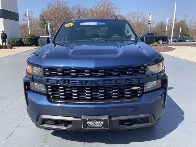 2021 Chevrolet Silverado 1500 Crew Cab 4x4, Pickup #M21604 - photo 6