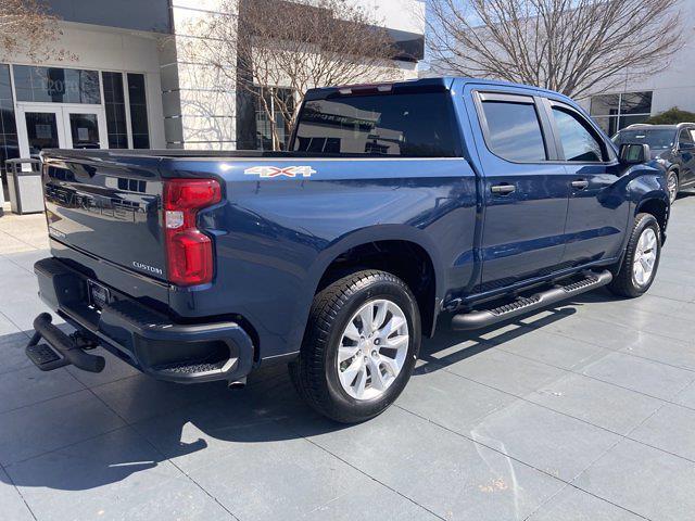 2021 Chevrolet Silverado 1500 Crew Cab 4x4, Pickup #M21604 - photo 11