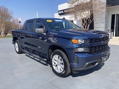 2021 Chevrolet Silverado 1500 Crew Cab 4x4, Pickup #M21604 - photo 4