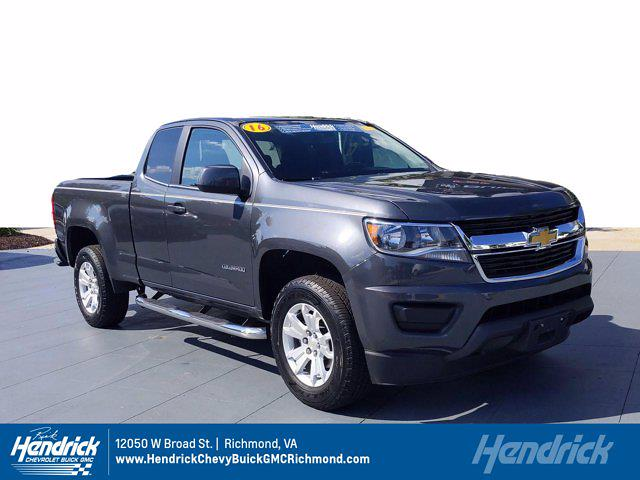 2016 Chevrolet Colorado Extended Cab 4x2, Pickup #M21621A - photo 1