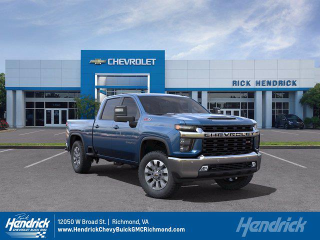 2021 Chevrolet Silverado 2500 Crew Cab 4x4, Pickup #M21650 - photo 1