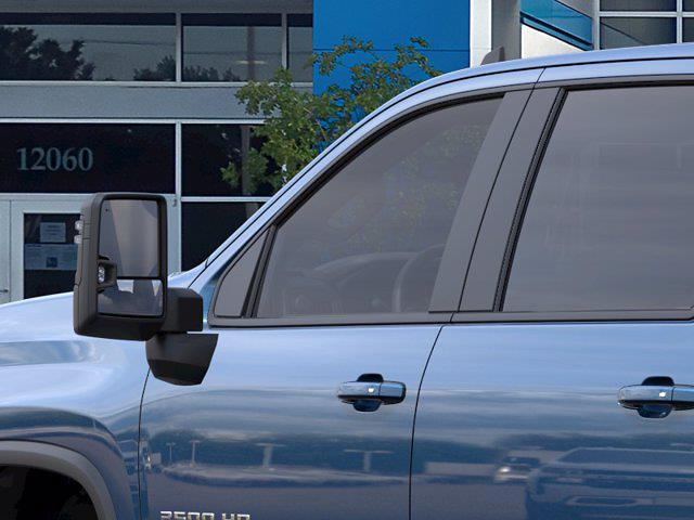2021 Chevrolet Silverado 2500 Crew Cab 4x4, Pickup #M21650 - photo 10