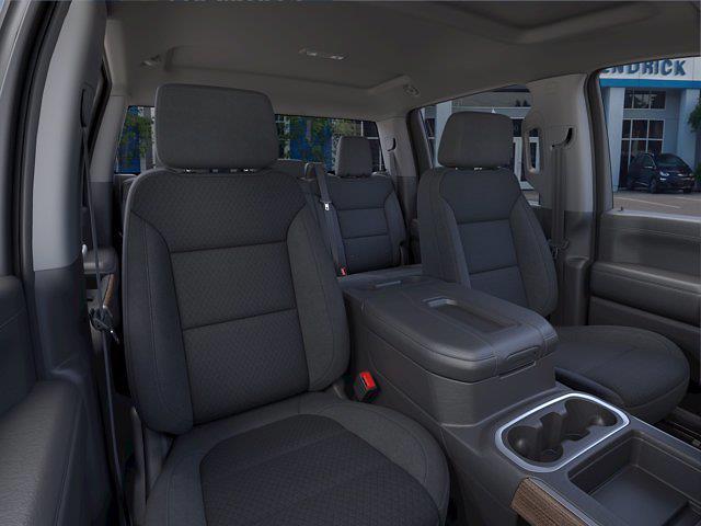 2021 Chevrolet Silverado 2500 Crew Cab 4x4, Pickup #M21650 - photo 13