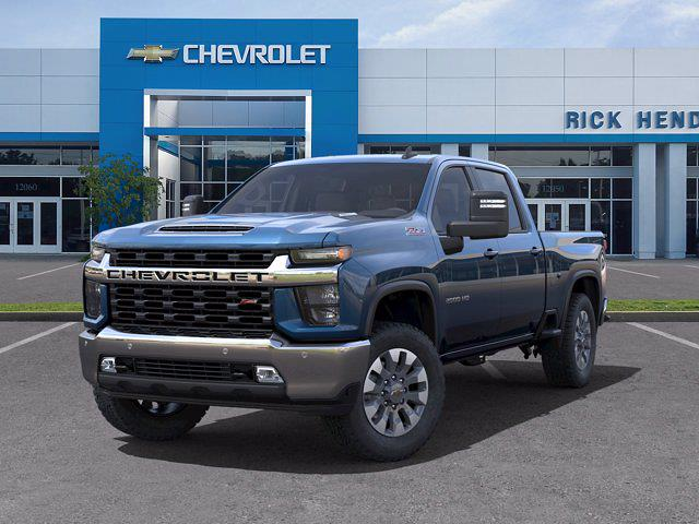 2021 Chevrolet Silverado 2500 Crew Cab 4x4, Pickup #M21650 - photo 6
