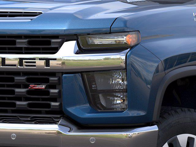 2021 Chevrolet Silverado 2500 Crew Cab 4x4, Pickup #M21650 - photo 8