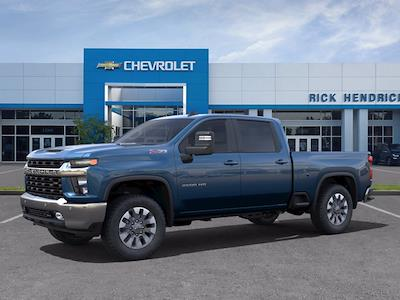2021 Chevrolet Silverado 2500 Crew Cab 4x4, Pickup #M21650 - photo 3