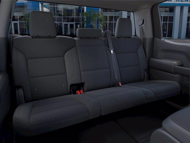 2021 Chevrolet Silverado 1500 Crew Cab 4x4, Pickup #M21655 - photo 14